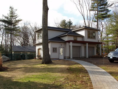 Residential Home Architect, Charlton, MA