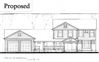 Rutland residential home architect