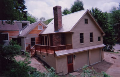 Jefferson House Addition, Worcester Architect Private Residence