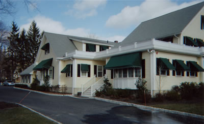 miles funeral home - commercial architect John Wadsworth